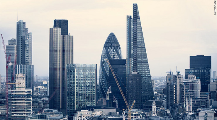 London's economy is starting to 'wobble'